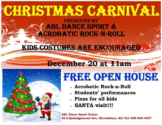 Free Open House Kids showcase